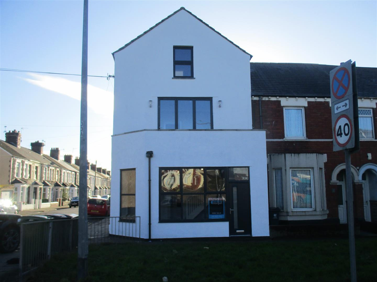 3 Bedrooms End Of Terrace House for sale in Ely Road, Llandaff, Cardiff